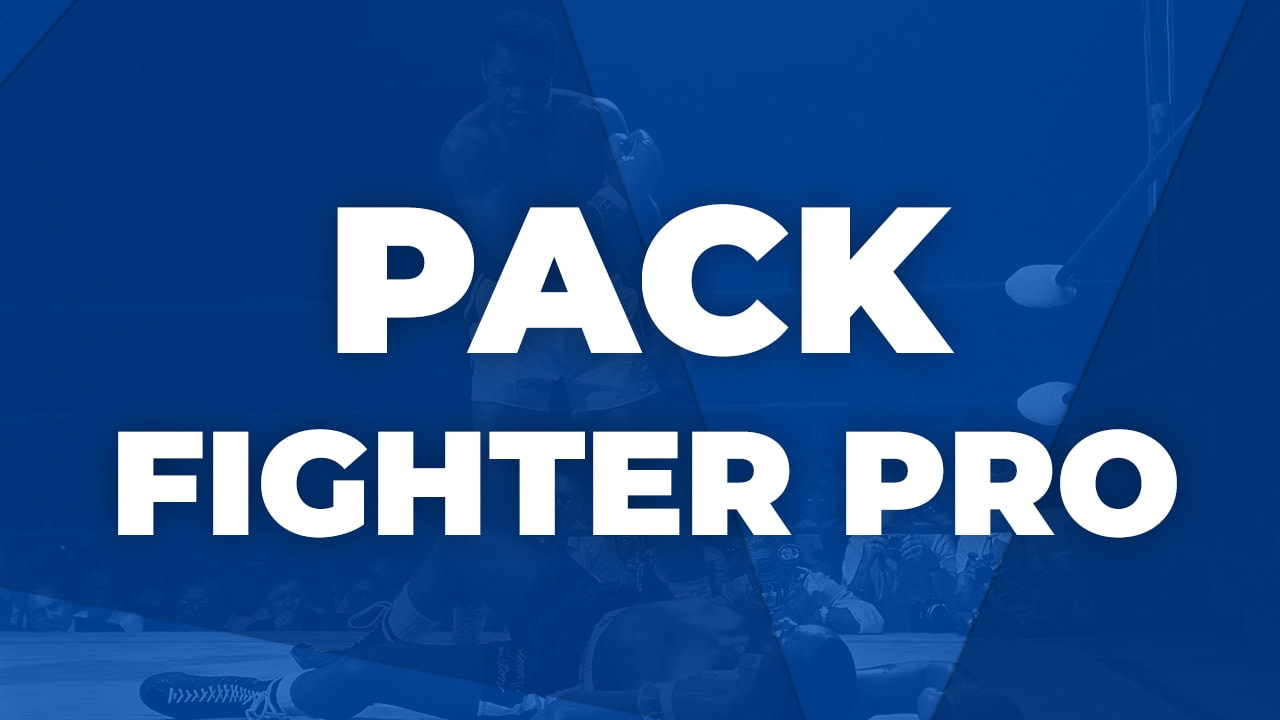 Pack Fighter Pro Greggot